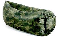 Надувной матрас Ламзак AIR sofa ARMY (цвет камуфляж)