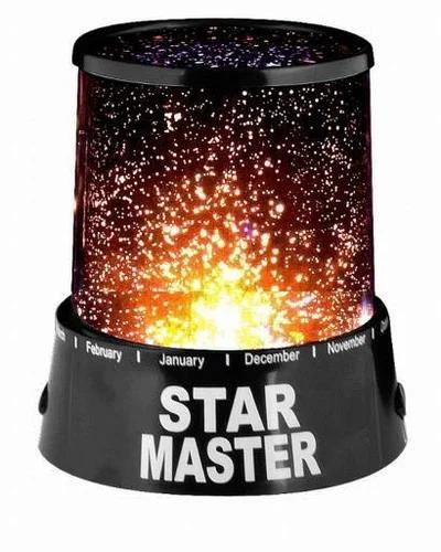 LED светильник проектор звездного неба | Ночник STAR MASTER (Реплика)