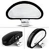 Дополнительные автомобильные зеркала заднего вида для мертвых зон Blind Spot Mirror Black (Реплика), фото 6