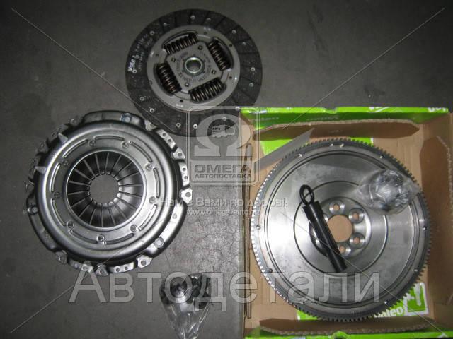 Сцепление+ маховик VOLKSWAGEN Bora 1.9 Diesel 5/2000->5/2004 (пр-во Valeo) 826317