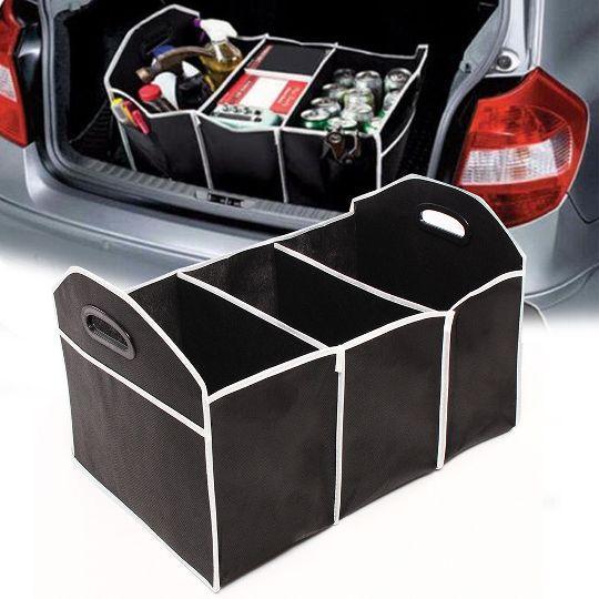 Сумка органайзер в багажник автомобиля СAR BOOT ORGANIZER