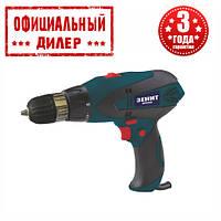 Шуруповерт сетевой Зенит ЗШ-580 профи (580 Вт, двухскоростной)