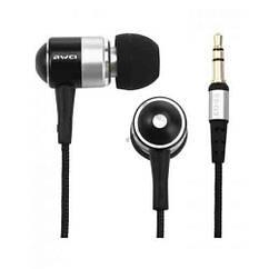 Вакуумні дротові навушники | Гарнітура Awei ES-Q3