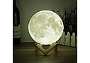 Настольный светильник Луна Magic 3D Moon UFT, фото 7