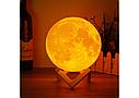 Настольный светильник Луна Magic 3D Moon UFT, фото 8