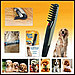 Электрический гребень для вычесывания шерсти у животных Knot Out (Реплика), фото 3