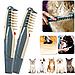 Расческа для вычесывания шерсти у животных Knot Out (Реплика), фото 8