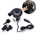 Автомобильный компрессор для надувных матрасов Air Pomp 207 12V, фото 4