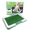 Кімнатний туалет (лоток) для собак Puppy Potty Pad, фото 9