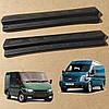 Пластикові захисні накладки на пороги для Ford Transit 2000-2006, LIFT 2006-2013