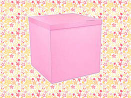 Коробка сюрприз большая Розовая