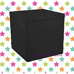 Коробка сюрприз большая Черная