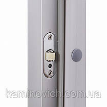 Скляні двері для хамаму GREUS Premium 70/190 бронза, фото 2