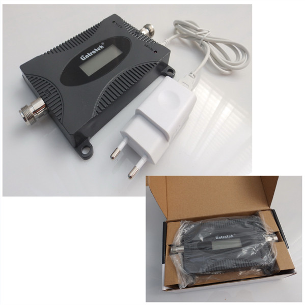 Усилитель мобильной связи Lintratek KW16L - GSM  Репитер Repeater Повторитель Booster