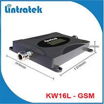 Усилитель мобильной связи Lintratek KW16L - GSM  Репитер Repeater Повторитель Booster, фото 3