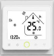 Терморегулятор для теплого пола In-Therm PWT с Wi-Fi