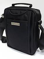 Мужская текстильная городская сумка через плечо LEADHAKE 6851