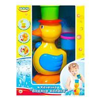 Игрушка для ванной на присосках Уточка bebelino (57033)