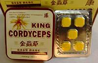 Таблетки Королевский Кордицепс – безотказный растительный препарат для улучшения потенции у мужчин