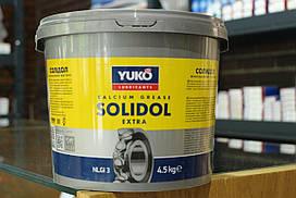 Солидол 5л/4,5 кг Yukoil