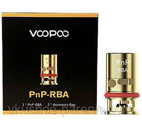Обслуживаемый испаритель для Voopoo Vinci, DRAG S/X PnP RBA Оригинал