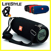 Колонка JBL Xtreme BIG Портативная Bluetooth акустика / Беспроводная колонка + Фитнес-браслет в Подарок