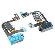 Динамик спикер для SAMSUNG S5660 спикер в комплекте с разьемом handsfree и датчиком света на шлейфе оригинал