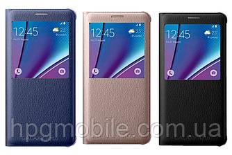 Чехол для Samsung Galaxy A7 A710 (2016) - Samsung original S View Cover