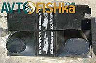 Полка задняя под овали ВАЗ 2108/2109 Акустическая полка Ваз 6х9 дюймов, фото 1