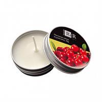 Массажная свеча Richcolor Клюква, 30 гр