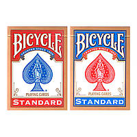 Колода-дубликат для фокусов Bicycle Standard, фото 1