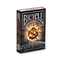 Покерные карты Bicycle Asteroid | Астероид
