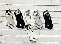 Мужские носки короткие. Сетка. 41- 45 размеры.