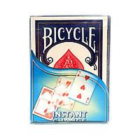 Карты для фокусов Bicycle Instant Change