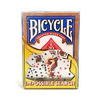 Карты для фокусов Bicycle Impossible Search