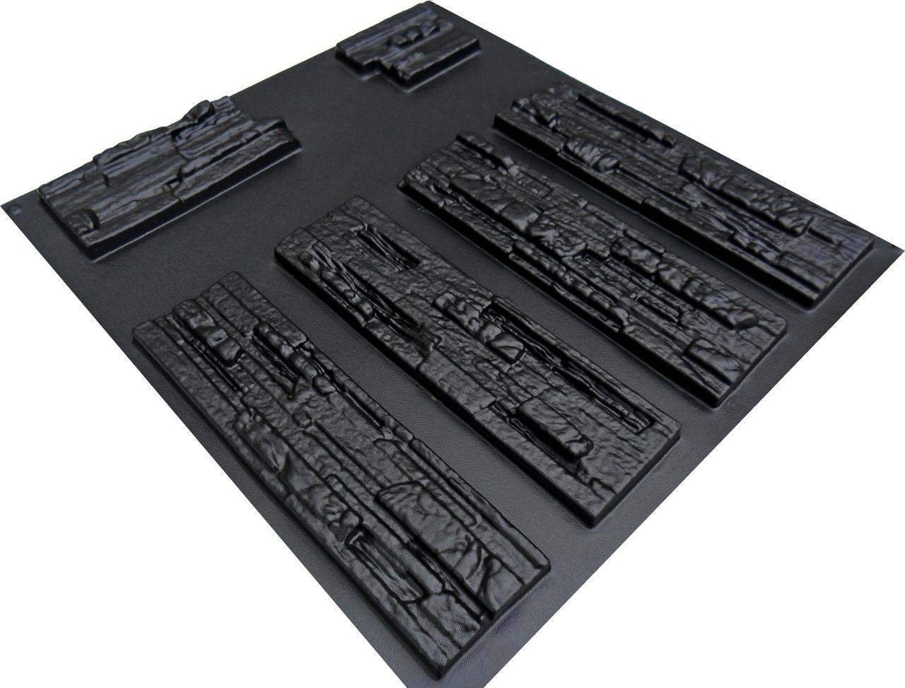 """Форма для искусственного камня Pixus 3D """"Афины"""" 40 x 40 x 1.5 см"""