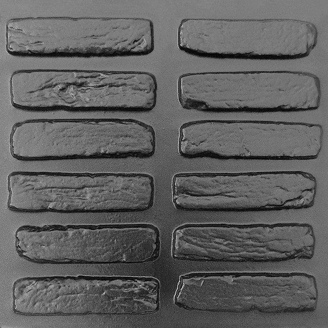 """Форма для искусственного камня Pixus 3D """"Барселона"""" 40 x 35 x 1 см"""