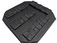 """Форма для искусственного камня Pixus 3D """"Корсика"""" 31 x 9 x 1.5 см"""