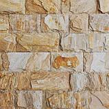 """Форма для искусственного камня Pixus 3D """"Болгарский сланец"""" 45 x 40 x 1 см, фото 2"""