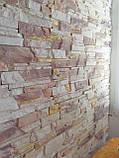 """Форма для искусственного камня Pixus 3D """"Аляска"""" 48 x 10 x 3 см (3шт), фото 2"""