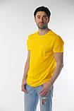 Мужская футболка плотная, фото 2