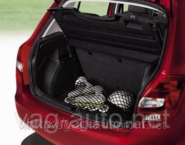 Сетка багажника – напольная Skoda Fabia New