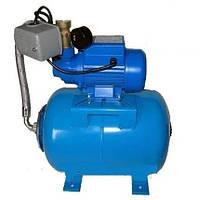 Насосная станция для подачи воды в дом и полива на 0,37 кВт.