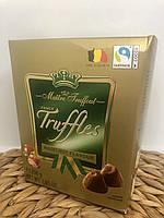 Цукерки Truffles Maitre Truffout трюфель з горіховим смаком 200 г