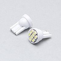 Led лампочки Т10-3020-8 SMD