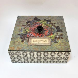 Коробка деревянная SKL11-209254