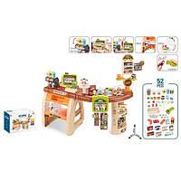 Магазин 668-69 стол-прилавок, касса, продукты