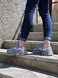 Стильні жіночі кросівки Adidas Yeezy boost 700, фото 7