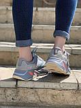 Стильні жіночі кросівки Adidas Yeezy boost 700, фото 8