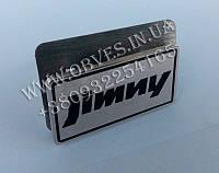 Шильдик в сидение Suzuki Jimny (40х20мм)